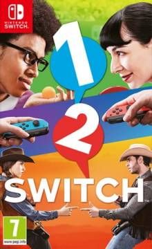 1 - 2 - Switch per Nintendo Switch