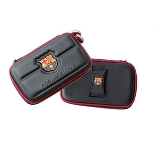 3ds / dsi / ds lite carry case custodia barcelona nera talismoon