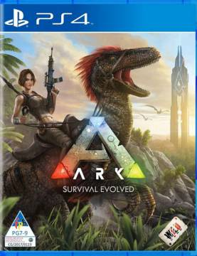 ARK Survival Evolved per PS4