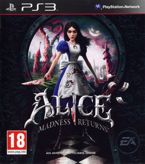 Alice Madness Returns per PS3