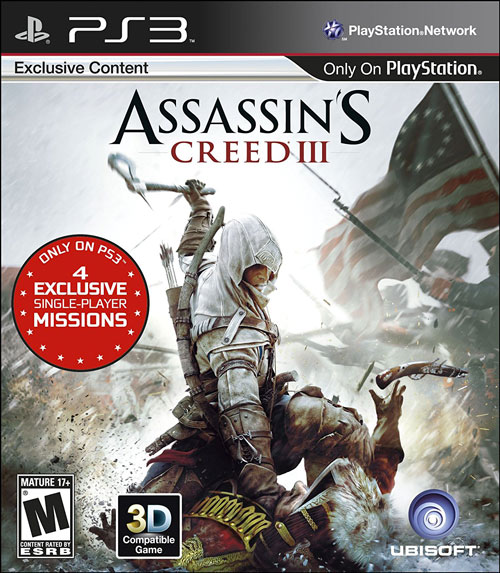 Assassin's Creed 3 per PS3
