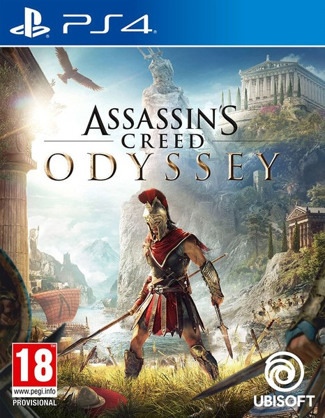 Assassin's Creed Odyssey per PS4