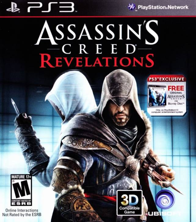 Assassin's Creed Revelations per PS3