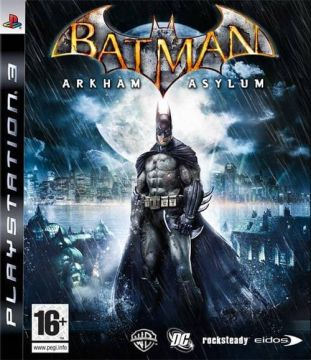 Batman Arkham Asylum per PS3