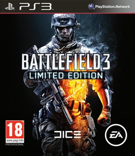 Battlefield 3 Limited Edition per PS3
