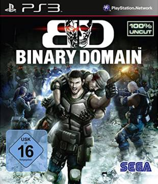 Binary Domain per PS3