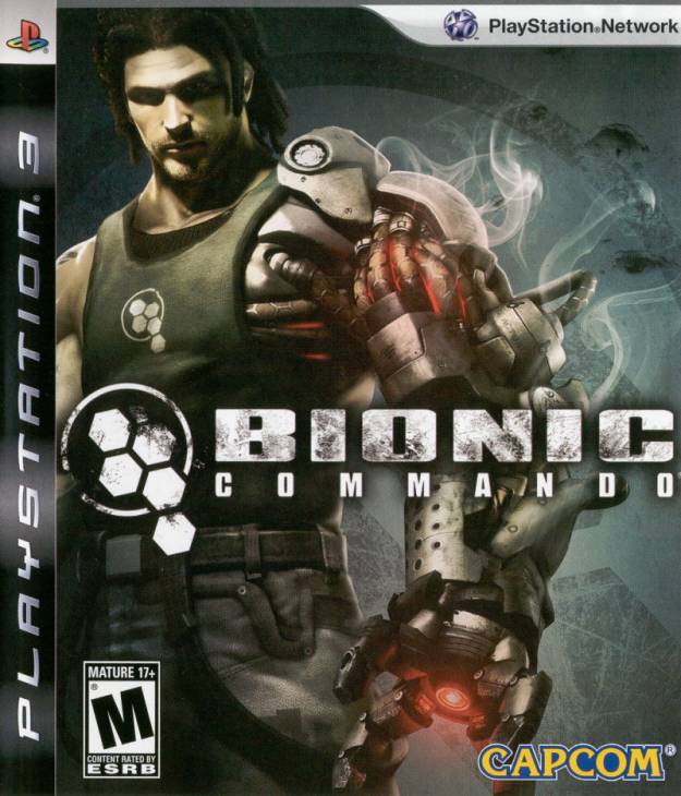 Bionic Commando per PS3