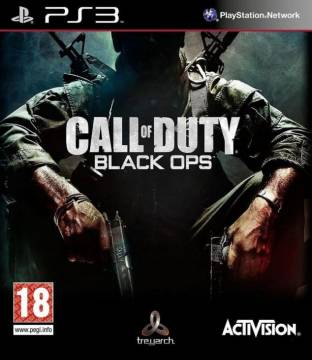Call of Duty Black Ops per PS3