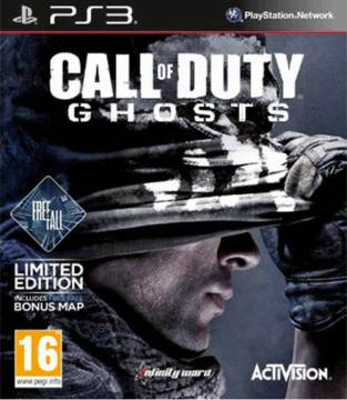 Call of Duty Ghosts per PS3