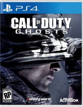 Call of Duty Ghosts per PS4