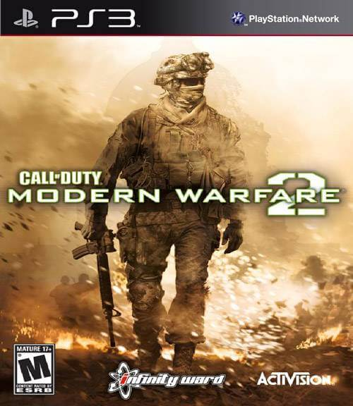 Call of Duty Modern Warfare 2 per PS3