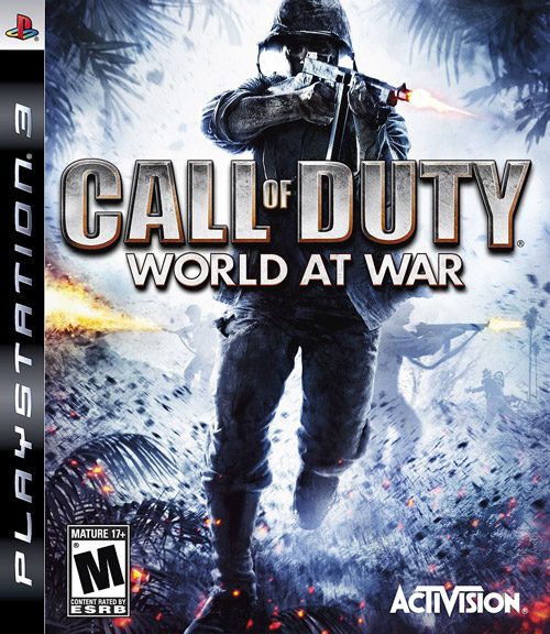 Call of Duty World at War per PS3