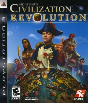 Civilization Revolution per PS3