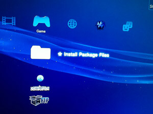 Come installare file in formato PKG su PS3 modificata
