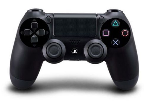 dual shock 4 wireless controller ps4 nero sony V1