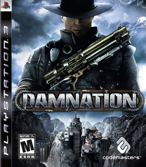 Damnation per PS3