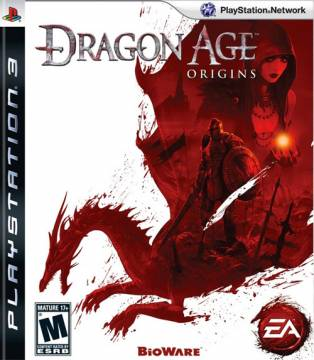 Dragon Age Origins per PS3