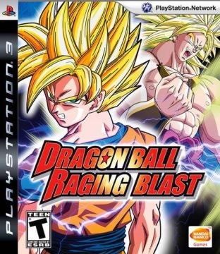 Dragon Ball Racing Blast per PS3