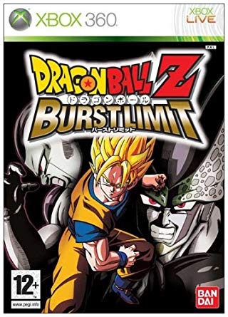 Dragon Ball Z Burst Limit per Xbox 360