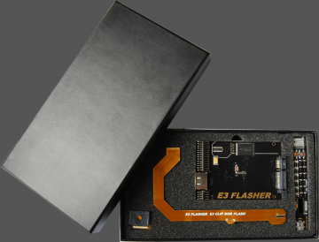 E3 Flasher Nor Programmer + Dual Boot