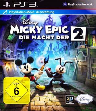Epic Mickey 2 per PS3