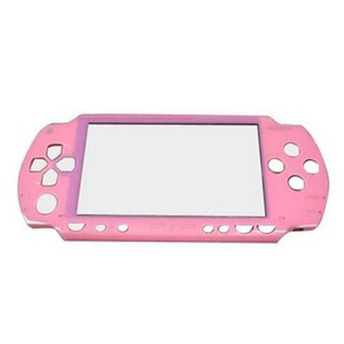 psp 1000 faceplate cover originale sony rosa
