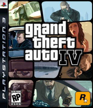 GTA IV per PS3