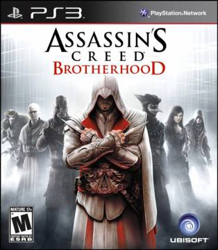 Assassin's Creed Brotherhood per PS3