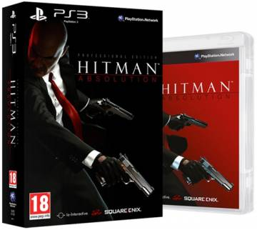 Hitman Absolution Professional Edition per PS3