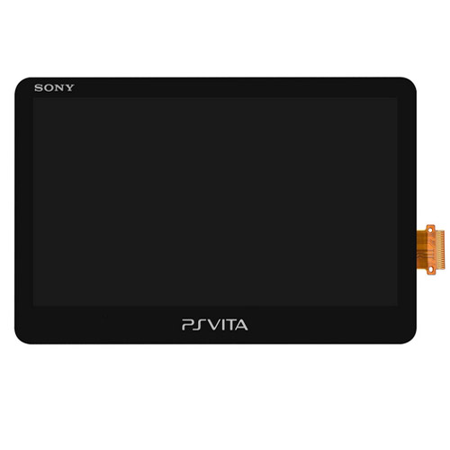 ps vita 2000 lcd e touch screen anteriore assemblato