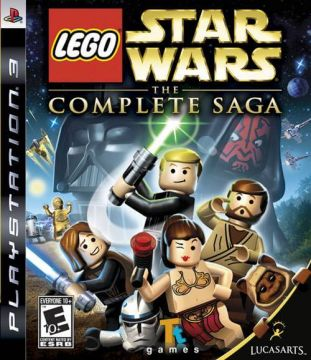 Lego Star Wars La Saga Completa per PS3