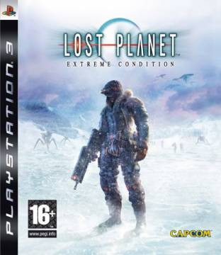 Lost Planet Extreme Condition per PS3