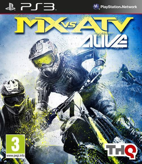 MX vs ATV Alive per PS3