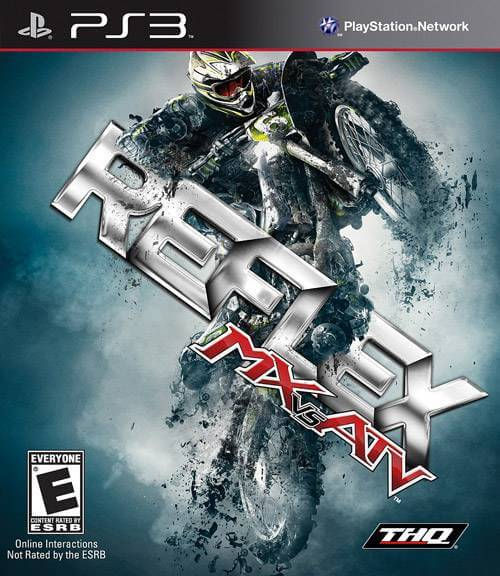 MX vs ATV Reflex per PS3