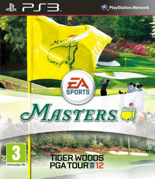 Masters Tiger Woods Pga Tour 12 per PS3