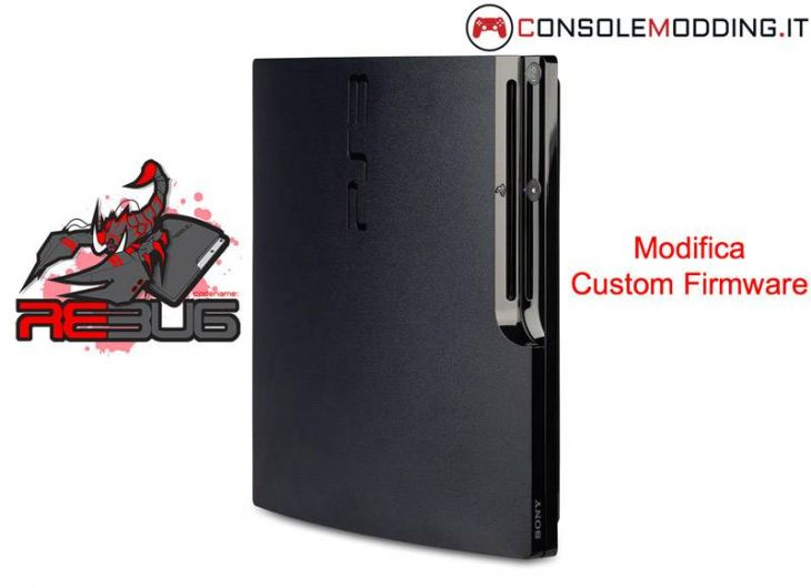 Modifica PS3 | Downgrade + Custom Firmware + Homebrew Pack
