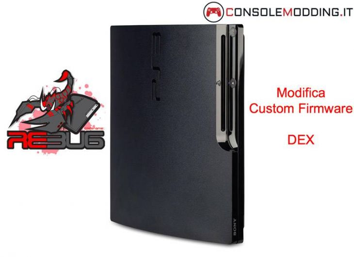 Modifica PS3 per mod menù