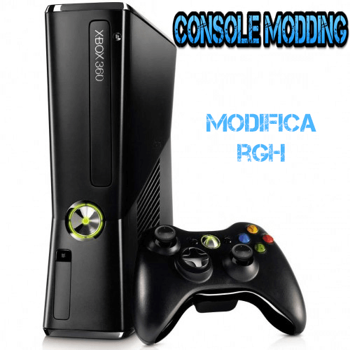 Modifica Xbox 360 | RGH + DashLaunch + Freestyle + XEX Menu