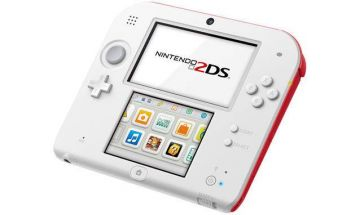Nintendo 2DS Modificata con CFW Luma + Game Loader