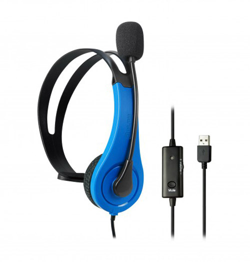 @Play Chat Headset USB 5k06047mw per PS3