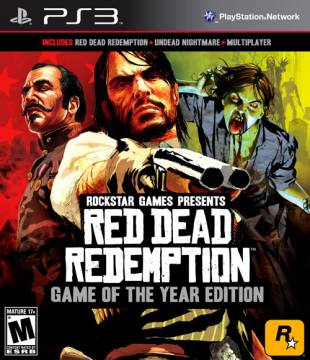 Red Dead Redemption Game of the Year Edition per PS3