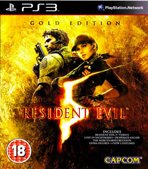 Resident Evil 5 Gold Edition per PS3