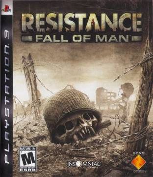 Resistance Fall of Man per PS3