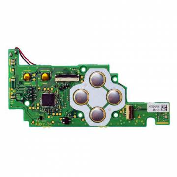 scheda di accensione power switch board di ricambio per nintendo new 3ds