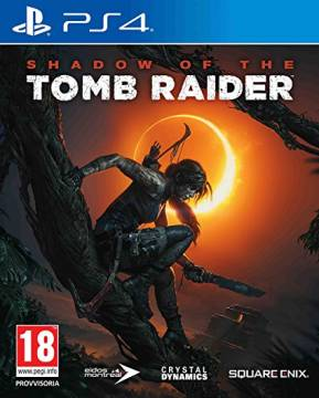 Shadow of the Tomb Raider per PS4