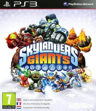 Skylanders Giants per PS3