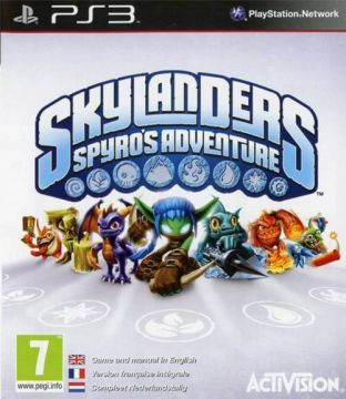Skylanders Spyro's Adventure per PS3