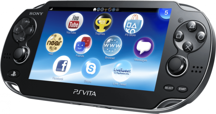 Sostituzione display PS Vita