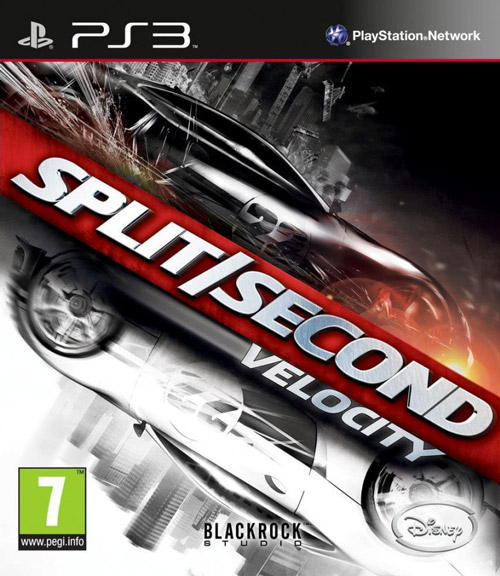 Split Second Velocity per PS3