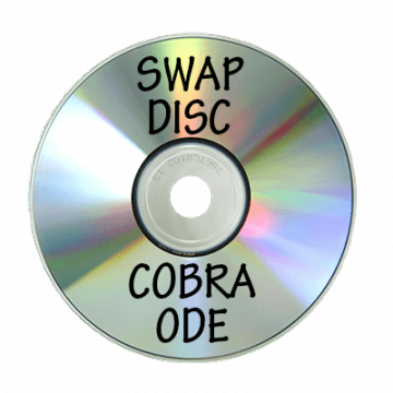 Swap Disc per Cobra ODE